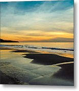 Another Redondo Beach Sunset Metal Print