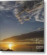 Another Socal Summer Sunset Metal Print
