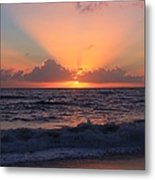 Another Sunrise Metal Print