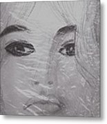 Another View Of Bardot Metal Print