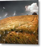 Another Windy Day Metal Print