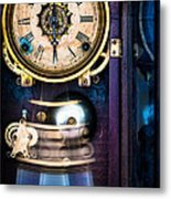 Ansonia Clock Metal Print