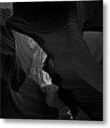 Antelope Canyon 010 Metal Print