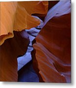 Antelope Canyon 40 Metal Print
