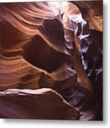 Antelope Canyon 1 Metal Print
