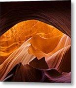 Antelope Canyon 11 Metal Print