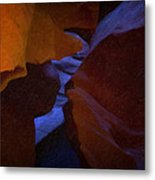 Antelope Canyon 36 Metal Print