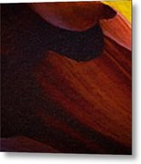 Antelope Canyon 37 Metal Print