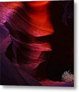 Antelope Canyon 24 Metal Print