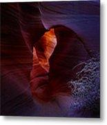 Antelope Canyon 4 Metal Print