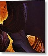 Antelope Canyon 26 Metal Print