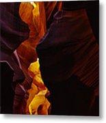 Antelope Canyon 30 Metal Print