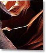 Antelope Canyon 7 Metal Print