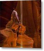Antelope Canyon Utah, United States Metal Print