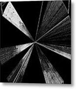 Antenna- Black And White  Metal Print
