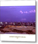 Anthony Howarth Collection - Gold - Golden Mine Dumps - South Africa Metal Print