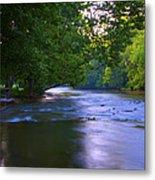 Antietam Creek - Hagerstown Maryland Metal Print