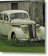 Antique Automobile Buick Metal Print