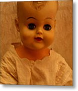 Antique Doll 1 Metal Print