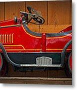 Antique Pedal Car 2 Metal Print