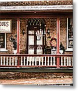 Antiques Bought And Sold Metal Print