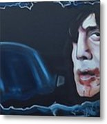 Anton Chigurh No Country For Old Men Metal Print