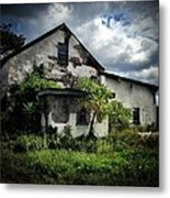 Any Shelter In A Storm Metal Print