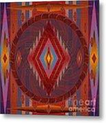 Apache Wind 2012 Metal Print