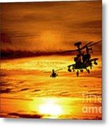 Apaches  Metal Print