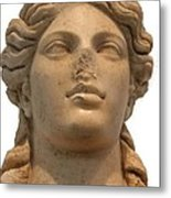 Aphrodite The Goddess Of Love And Beauty  Metal Print