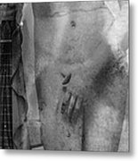 Aphrodite's First Love 2 - Guitar Art By Sharon Cummings Metal Print