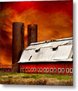 Apocalypse At Rolling Fork Metal Print by T Lowry Wilson