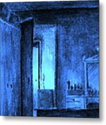 Apocalypsis 2001 Or Abandoned Soul Metal Print