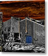 Apocolypse Metal Print by John Monteath
