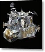 Apollo Lunar Module Ascent Stage Metal Print