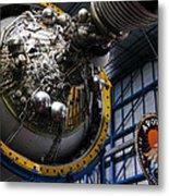 Apollo Mission Space Craft Metal Print