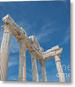 Apollo Temple Metal Print