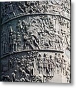 Apollodorus Of Damascus, Column Metal Print by Everett