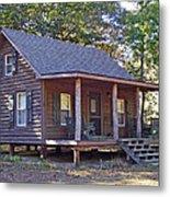 Appalachian Cabin Metal Print
