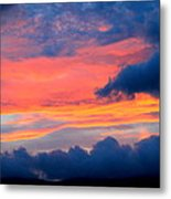 Appalachian Sunset Metal Print
