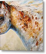 Appaloosa Spirit 3618 Metal Print