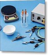 Apparatus For Electrolysis Of Seawater Metal Print