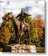 Appeal To The Great Spirit Metal Print
