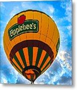 Appelbee's Hot Air Balloon Metal Print