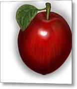 Apple For You Metal Print