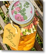 Applepie Filling Canned Metal Print