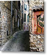 Apricale.italy Metal Print