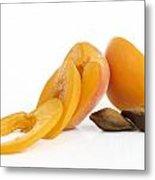 Apricots Metal Print by Bernard Jaubert