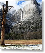 April Fools In Yosemite Metal Print