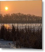 April Morning Metal Print